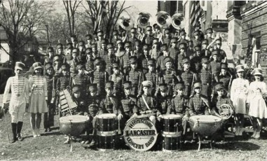 Old LHS Band