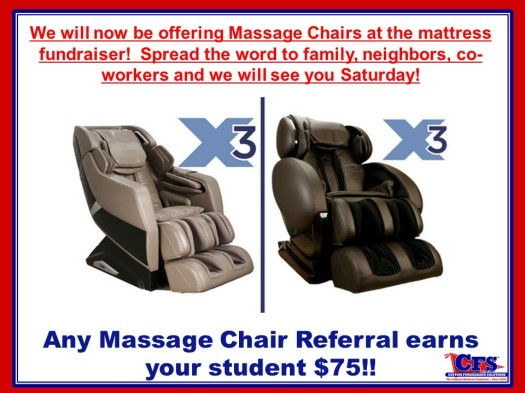 This Saturday chair